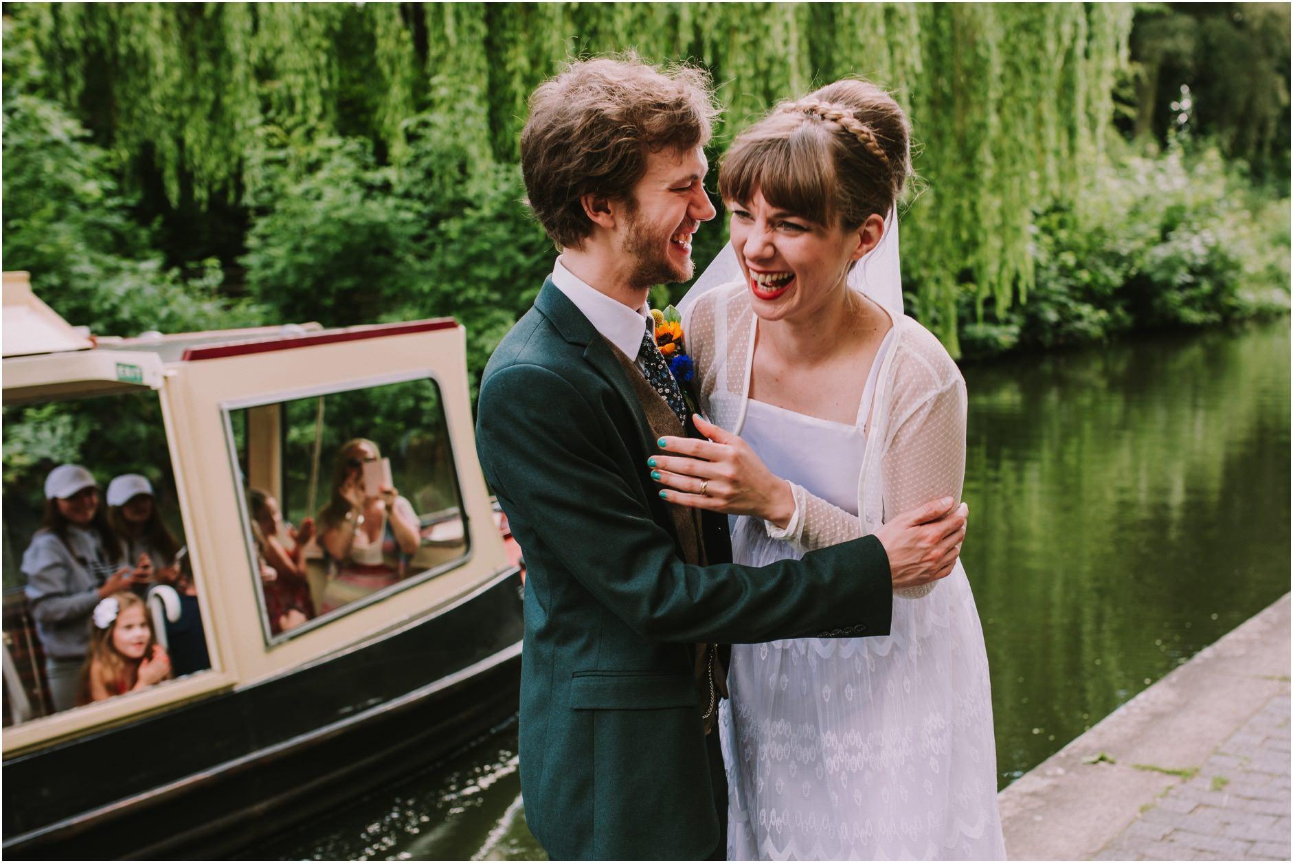 Cecil Sharp House, London wedding photography – Rachael and Jon