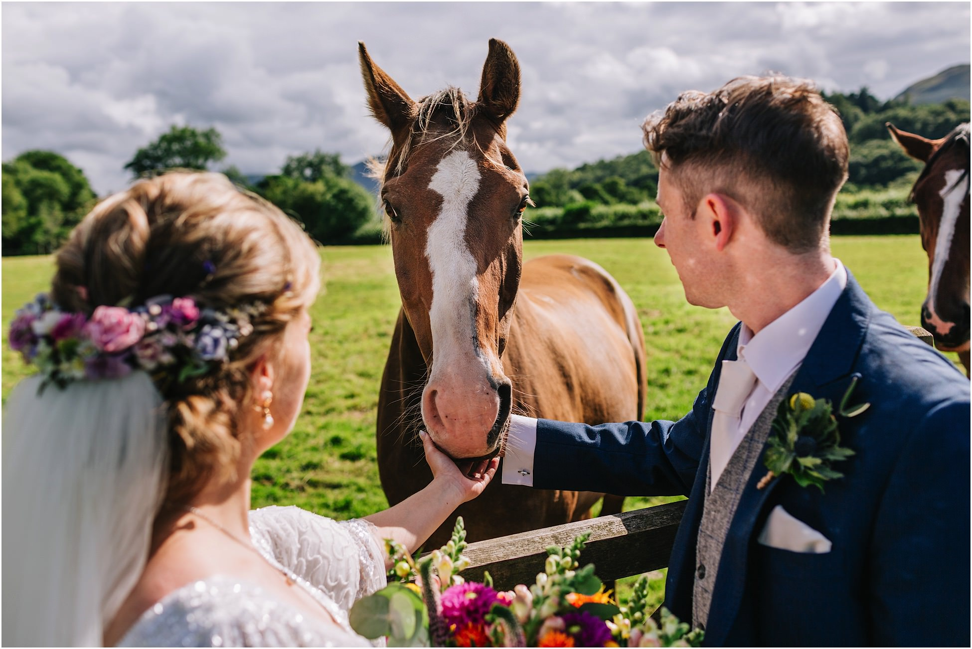 New House Farm wedding photography – Amy and Stuart