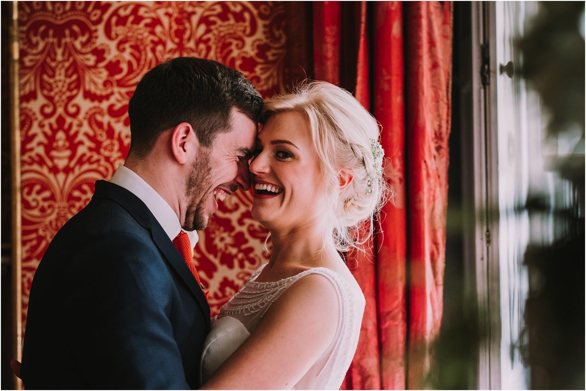 The Hall at Marthall wedding photography – Anna and Tom