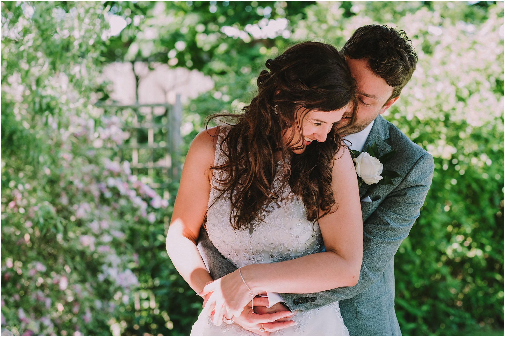 Sandburn Hall wedding photography – Emma and Dale